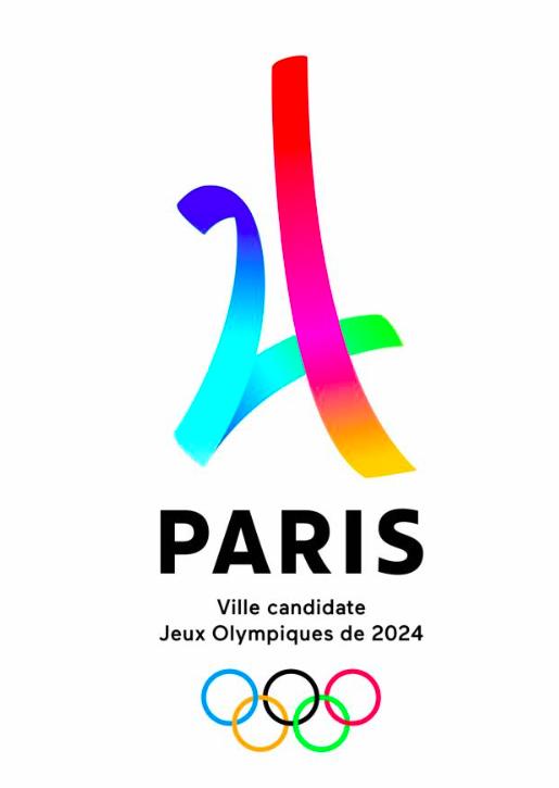 Paris unveils logo for 2024 Olympics bid - Consulat général