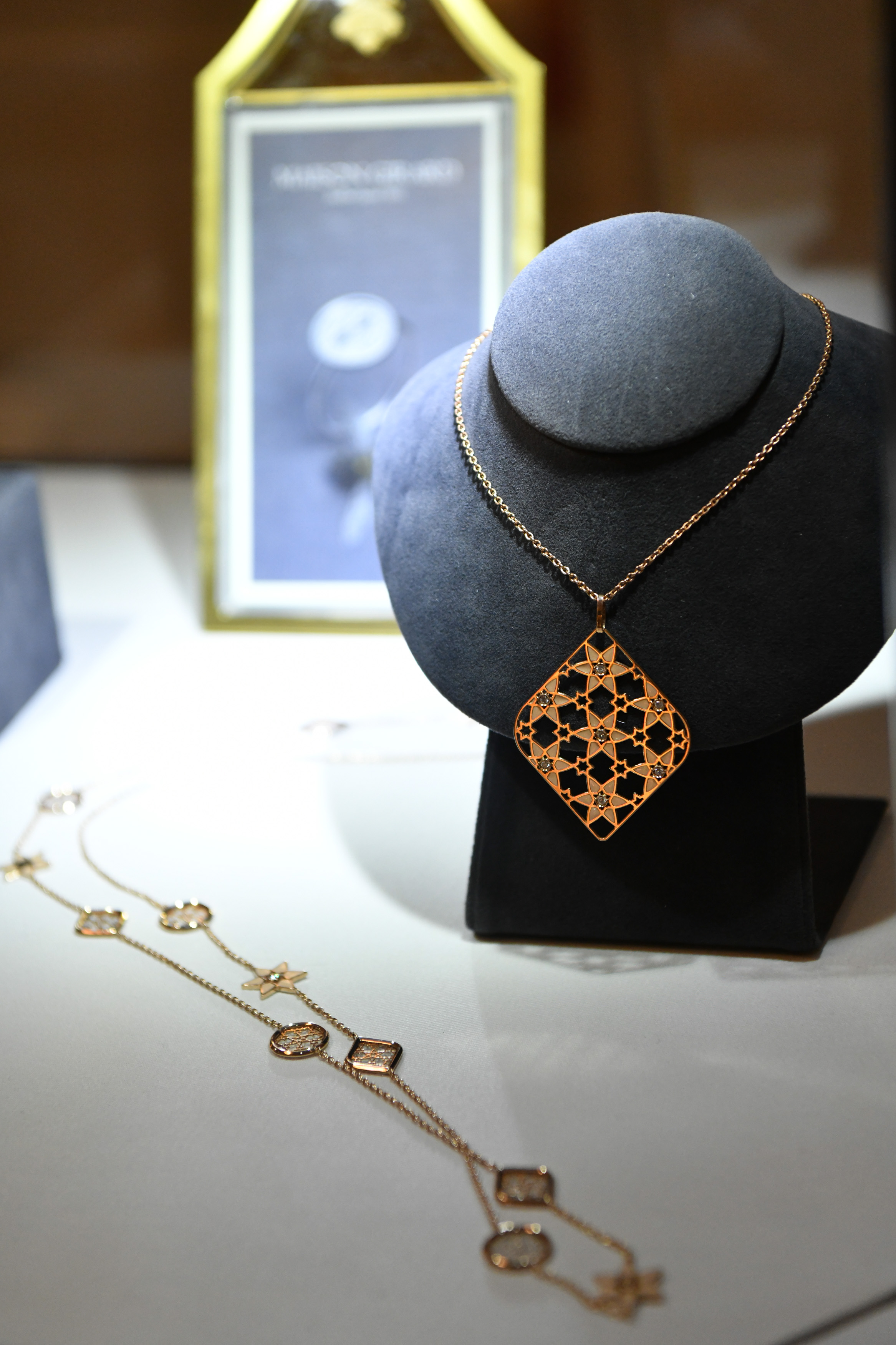 Business France: France brings jewellery craftsmanship to Hong