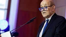 Speech by Mr Jean-Yves Le Drian, Minister for Europe and Foreign (...)