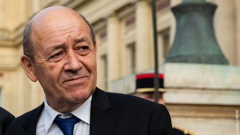 Hong Kong – Statement by Jean-Yves Le Drian, Minister for Europe and Foreign (...)