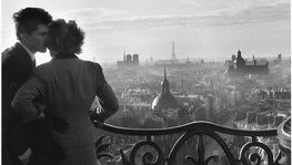 'From Paris to Venice', travel with Willy Ronis in HKU