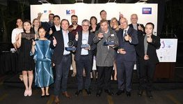 Business France: French Cosmetics Awards 2017 - A Celebration of French (...)