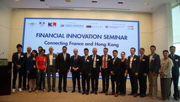 Business France & Economic Department: Financial Innovation Seminar (...)