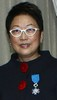 readJudy Yu, knight of L'Ordre National Du Mérite