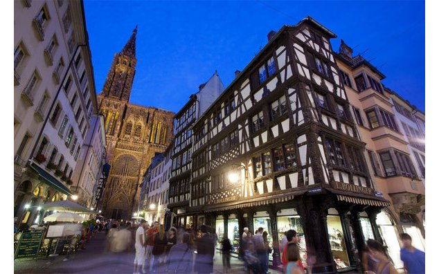 Strasbourg (Atout France / Mathieu Colin)