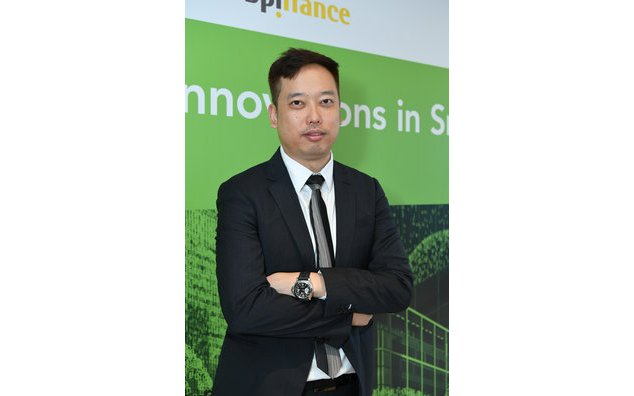 Mr. Albert KWOK, Country Manager HK-Taiwan of SOCOMEC