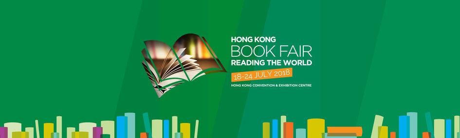 Картинки по запросу Hong Kong Book Fair 2018