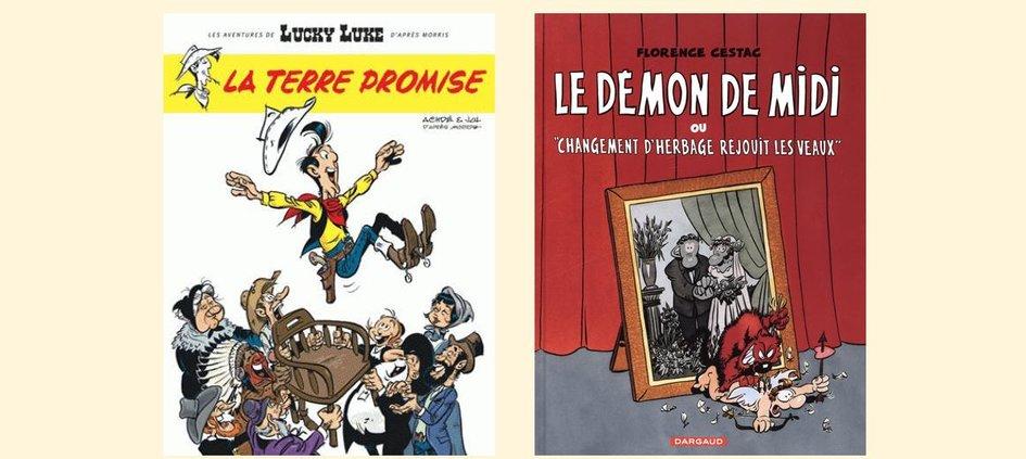 Rencontre avec Achdé à l'Alliance française de Hong Kong