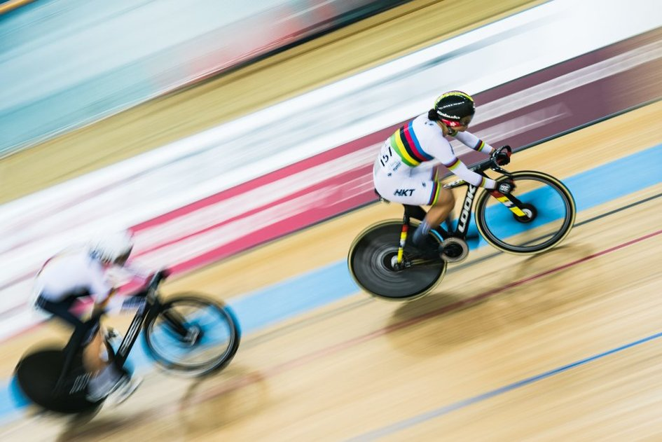 2019-20 Tissot UCI Track Cycling World Cup comes to Hong